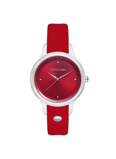 U.S. Polo Assn. Saat Kırmızı
